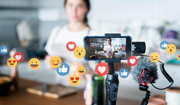 redes sociales para empresas en cuarentena
